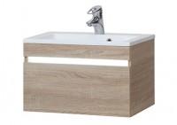 Koupelnová skříňka s umyvadlem SONOMA 60