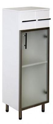 Doplňková koupelnová skříňka nízká SÁVA N