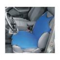 Poťah sedadla TRIKO SOFT predný 1ks modrý