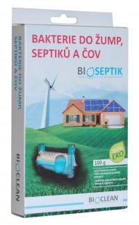 Bakterie do žump a septiků BIOSEPTIK 100 g