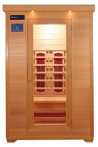 Infrasauna Standard 2002 + podlahové topení