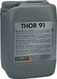 Vysoce koncentrovaný průmyslový čistič a odmašťovač Faren THOR 91 210kg