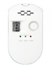 Detektor plynu Hutermann s alarmem G 1