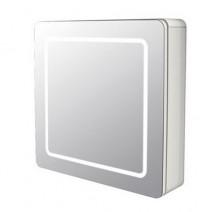 Zrcadlová skříňka s LED osvětlením LED 60 ZS