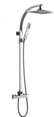 Sprchový komplet Cubic NAC 01AT s termostatickou baterií