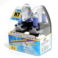 Žárovka H7 12V 100W WHITE LASER 2ks
