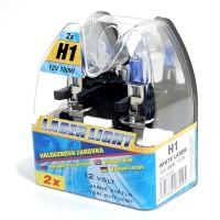 Žárovka H1 12V 100W WHITE LASER 2ks