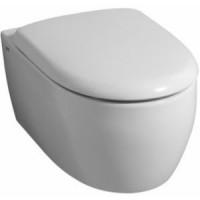 Závěsné WC Keramag 4U s technologií Rimfree