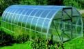 Polykarbonátový skleník  2DUM 4 m (4x3 m)