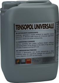 Sanitační detergent pro mytí a voskováni TENSOPOL UNIVERSALE 5 kg