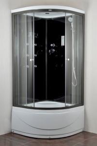 Masážní box SCARLET 90 high s vysokou vaničkou