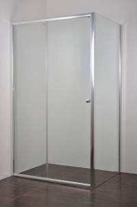 Obdélníkový sprchový kout ONYX A 1 120 x 90