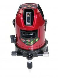 Interierový a exterierový křížový laser CL 4 4V 1H 1P