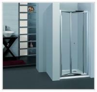 MARY 900 Sprchové dveře do niky-zalamovací dvoudílné
