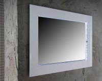 Zrcadlo s LED podsvícením LENA 700x500 mm