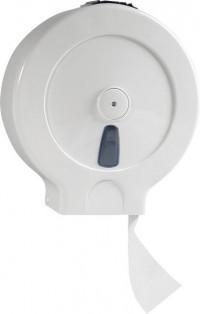 Zásobník na toaletní papír 22x22x13cm bílá