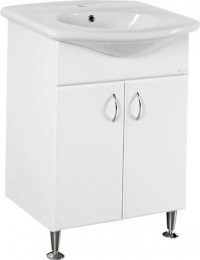 Koupelnová skříňka KERAMIA s umyvadlem AZUR 65