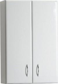 Horní skříňka KERAMIA bez zásuvky 50x76x23 cm bílá