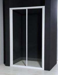 Posuvné sprchové dveře AURELIA do niky 106 až 112 cm