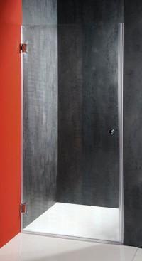 Sprchové dveře FONTE pantové 900mm čiré sklo