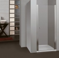 Sprchové dveře do niky MOON 85 Clear