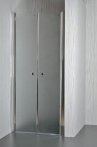 Sprchové dveře do niky SALOON 75 Grape