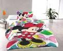 Obliečky Disney - Minnie retro 1x 140 / 200 , 1x 90 / 70