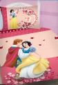Obliečky Disney - Snehulienka pink 1x 140 / 200 , 1x90/70