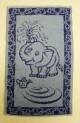 Detský uterák - Sloníča modré
