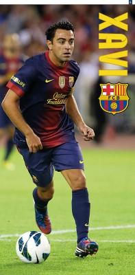 Osuška FC Barcelona - Xavi 75x150 cm