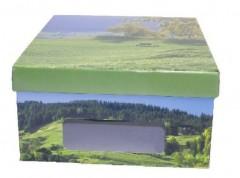 Krabice úložná s okénkem 600004
