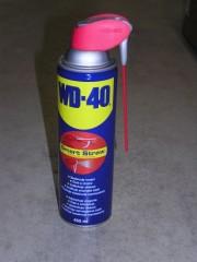 Mazivo univerzální WD-40 450 ml 3750005
