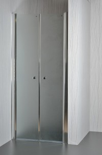 Sprchové dveře do niky SALOON 85 Grape
