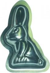 Forma zajíc 30 cm pocínovaná 280070