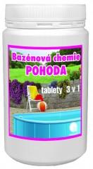 Tablety chlorové 3v1 1 kg 1300004
