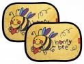 Clona na bočné okno ELEKTROSTATIK 2ks HONEY BEE