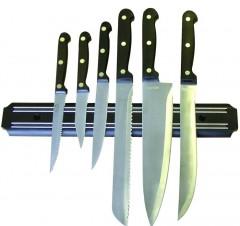 Lišta na nože magnetická 33x3x1 cm 3140194