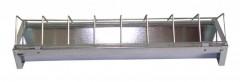 Krmítko pro slepice 50 cm pozink 1060254