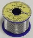Cín SN 60 PB 40 - drát 1 mm - 100 g 1390007