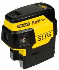 Samonivelační 5-ti bodový laser Stanley FatMax SLP5 1-77-319
