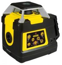 Interiérový samonivelizační rotační laser Stanley FatMax RL HV 1-77-497