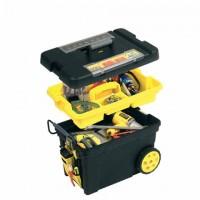 Pro Pojízdný box na nářadí s kapsovým organizérem 61x37,5x42cm STANLEY 1-92-083