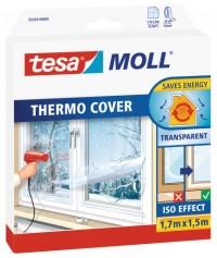 Transparentní fólie na okno Thermo Cover TESA 1,7 m x 150 cm 05430