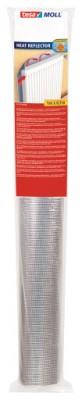 Odrazová fólie za radiátory Heat Reflector TESA stříbrná 1 m x 70 cm