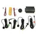 Parkovací asistent 4 senzory akustický 33560