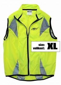 Reflexní vesta XL