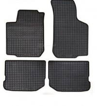 Přesné gumové autokoberce FORD Fiesta 08- sada 4 kusů