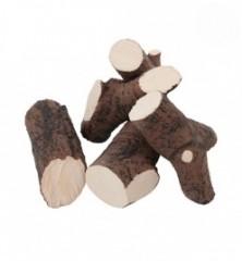 Ozdobné keramické prvky, dřevo - BIO Krby HSF20-032