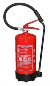Hasicí přístroj pěnový na tuky a oleje 6l 34A/233B/75F