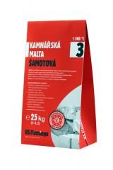 Šamotová malta 25Kg HSF19-004